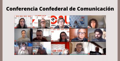 Conferencia de Comunicación: la información sindical, cada vez más esencial
