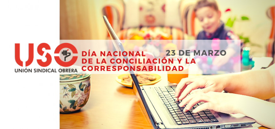 23 de marzo. Día Nacional de la Conciliación y la Corresponsabilidad