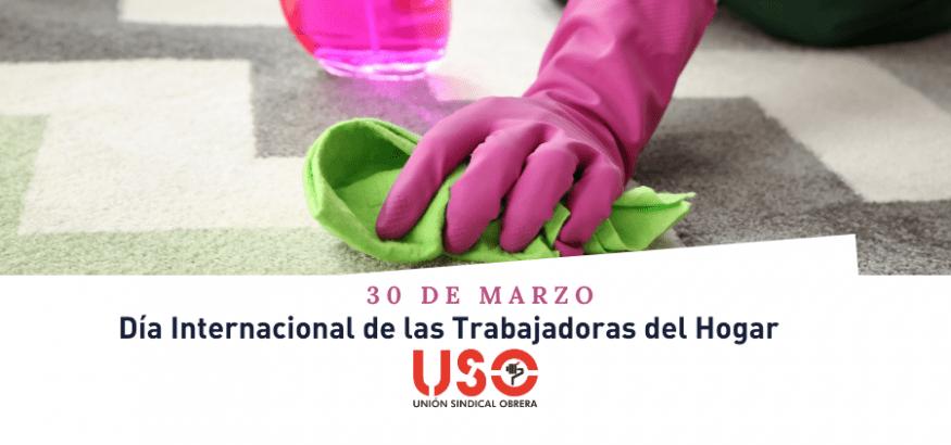 Día Internacional de las Trabajadoras del Hogar, colectivo feminizado e invisible