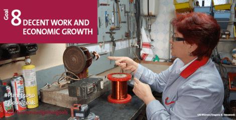 Trabajo decente en Europa. España a la cola