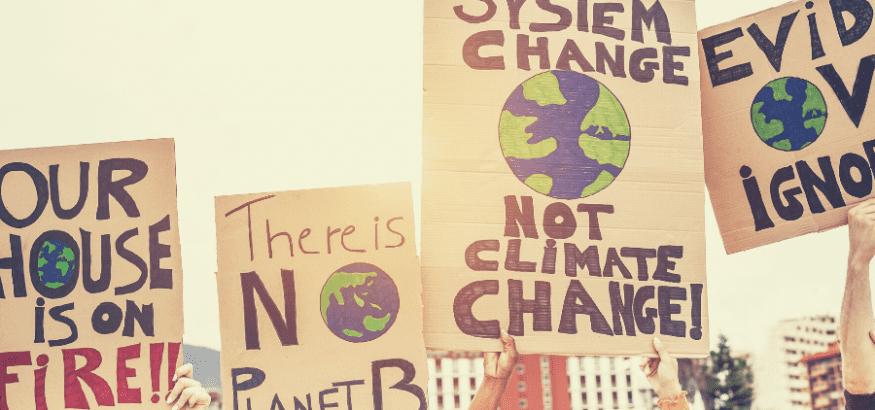 USO critica la falta de ambición de la Ley de Cambio Climático