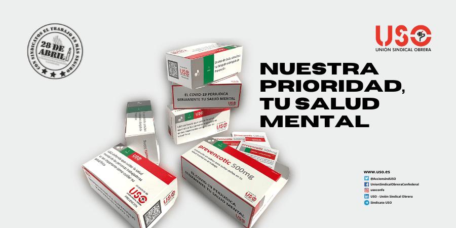 Cuidar la salud mental, tan importante como cuidar la salud física