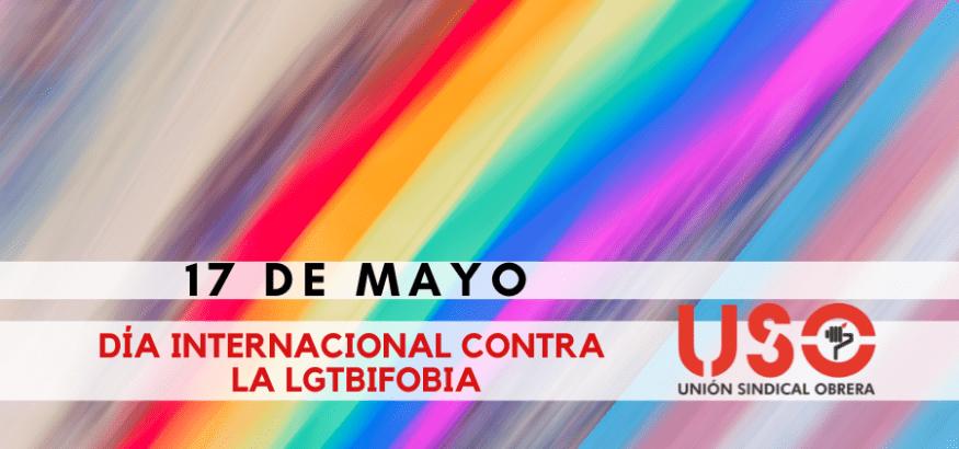 USO, comprometida con la lucha contra la LGTBIfobia