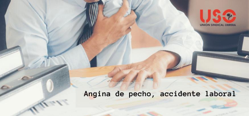 La angina de pecho tras un despido es declarada accidente laboral