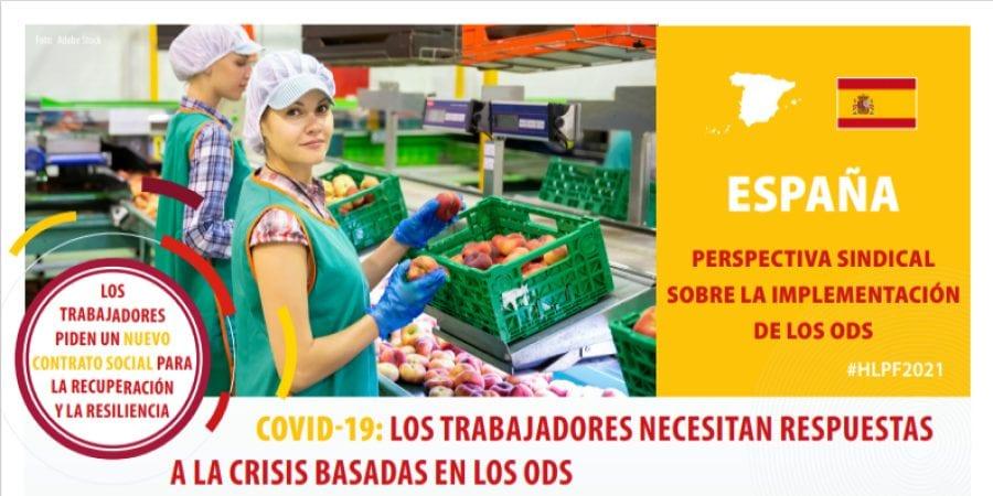 Implementación de los ODS: España, lejos de alcanzarlos