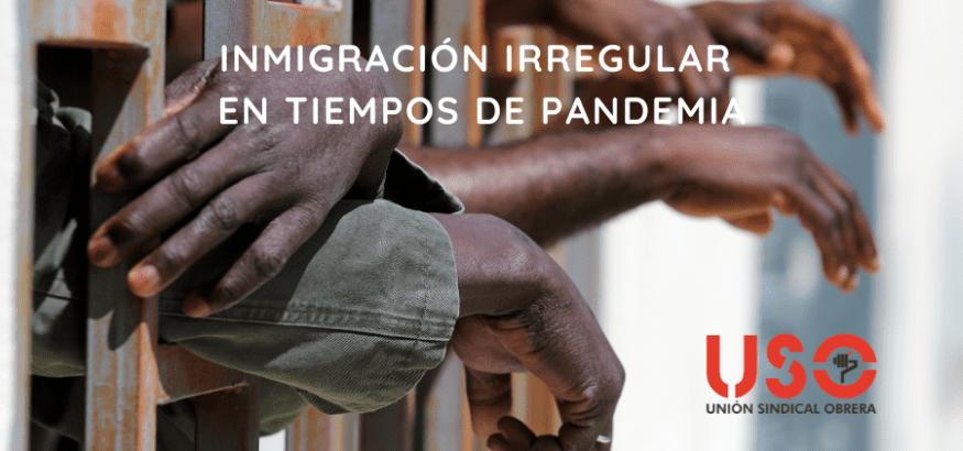 Inmigración irregular en España en tiempos de pandemia