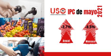 IPC mayo: carburantes, alimentación y vivienda vuelven a tocar el bolsillo