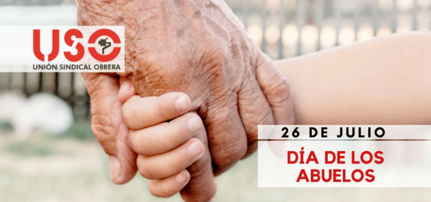 Día Mundial de los Abuelos. En deuda con ellos