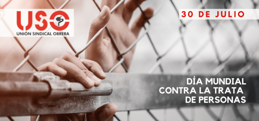 30 de julio: Día Mundial contra la Trata de Personas