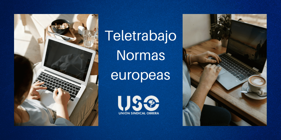 Teletrabajo: así se regula en Europa