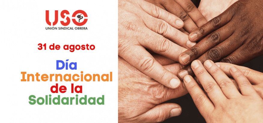 Día de la Solidaridad. Sotermun, la herramienta solidaria de USO