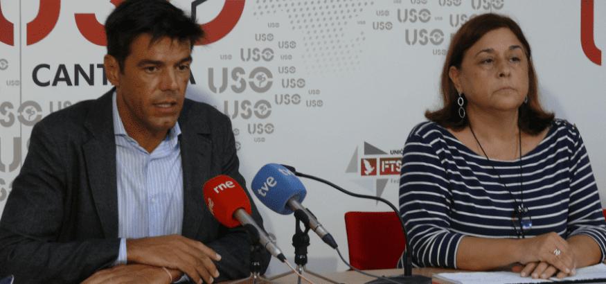 Pérez denuncia la intención de Revilla de expulsar a USO del CES de Cantabria