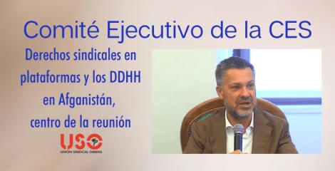 Ataques a derechos laborales y a los Derechos Humanos, eje del Comité de la CES