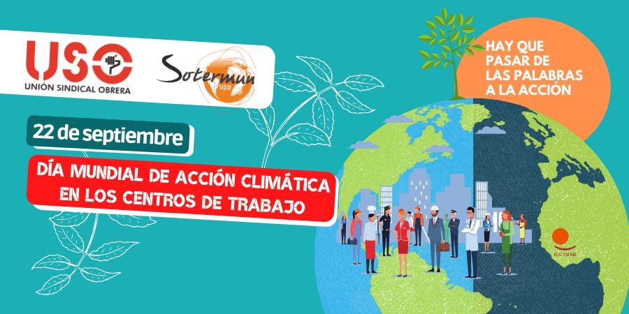 Día de Acción Climática en los centros de trabajo
