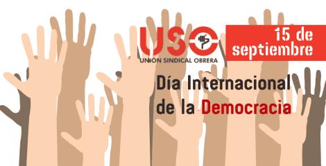 Día de la Democracia: el riesgo del aumento de la desigualdad