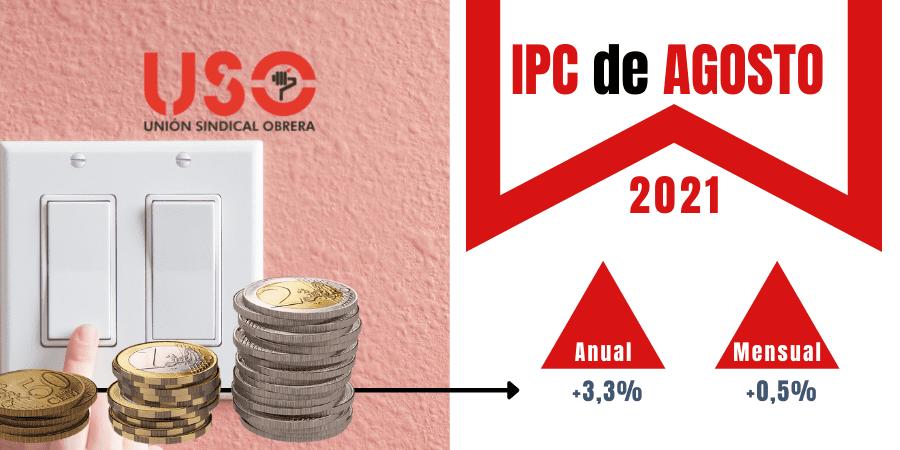 Precio de la luz: la electricidad se lleva el 70% de la subida del IPC en agosto