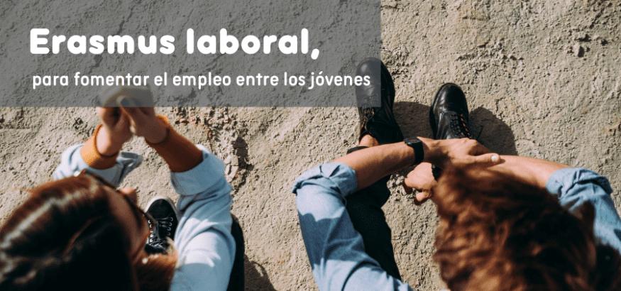 Erasmus laboral, última iniciativa europea para frenar el paro juvenil