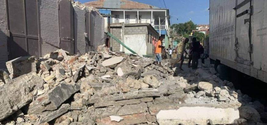 Sotermun financia un proyecto para los afectados por el terremoto en Haití