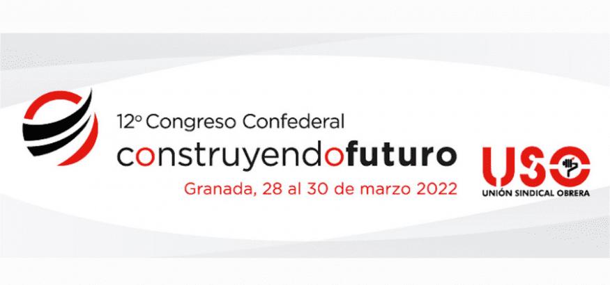 """""""Construyendo futuro"""": imagen del 12º Congreso Confederal de USO"""