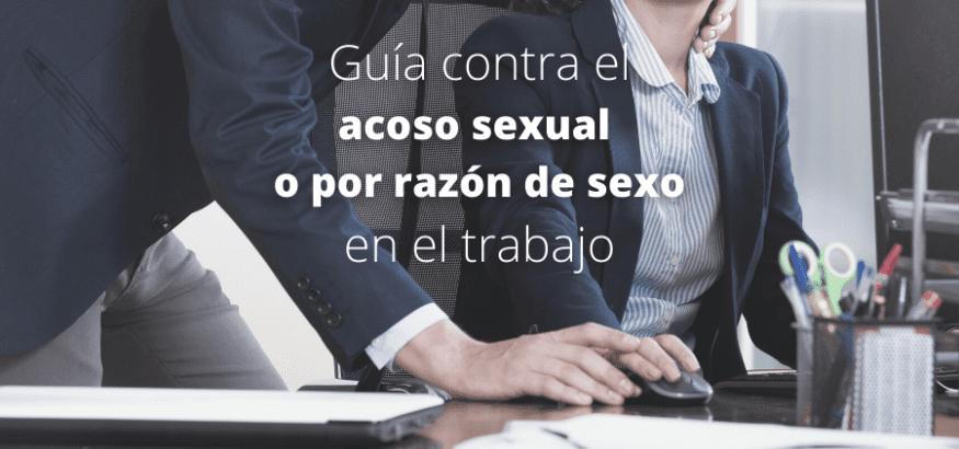 Igualdad impulsa un protocolo para combatir el acoso sexual en la empresa